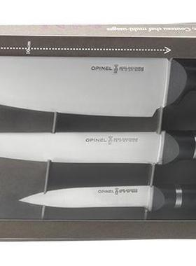 Opinel Collection Kitchen knives Inтempora - COFFRET TRIO